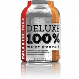 Nutrend DELUXE 100% Whey Protein 2250 g citron
