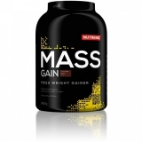 Nutrend Gainer Mass Gain 14 6000 g banán