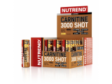 Nutrend Carnitine 3000 shot 1200 ml pomeranč