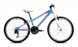 "Superior 2016 XC 24"" Racer - blue/red"