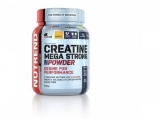 NUTREND CREATINE MEGA STRONG POWDER 500G PUNČ+LESNÍ PLODY