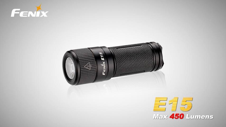 Svítilna Fenix E15 XP-G2
