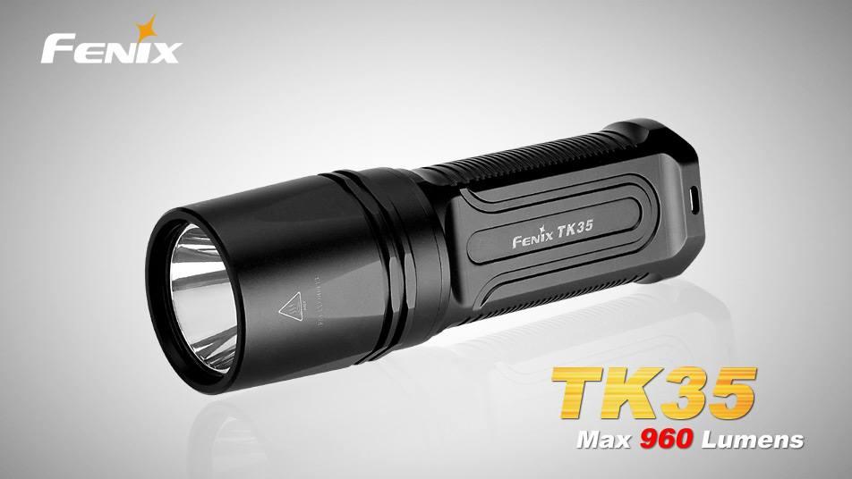 Svítilna Fenix TK35 XM-L2