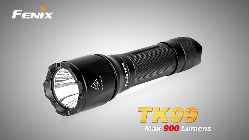 Svítilna Fenix TK09 XP-L