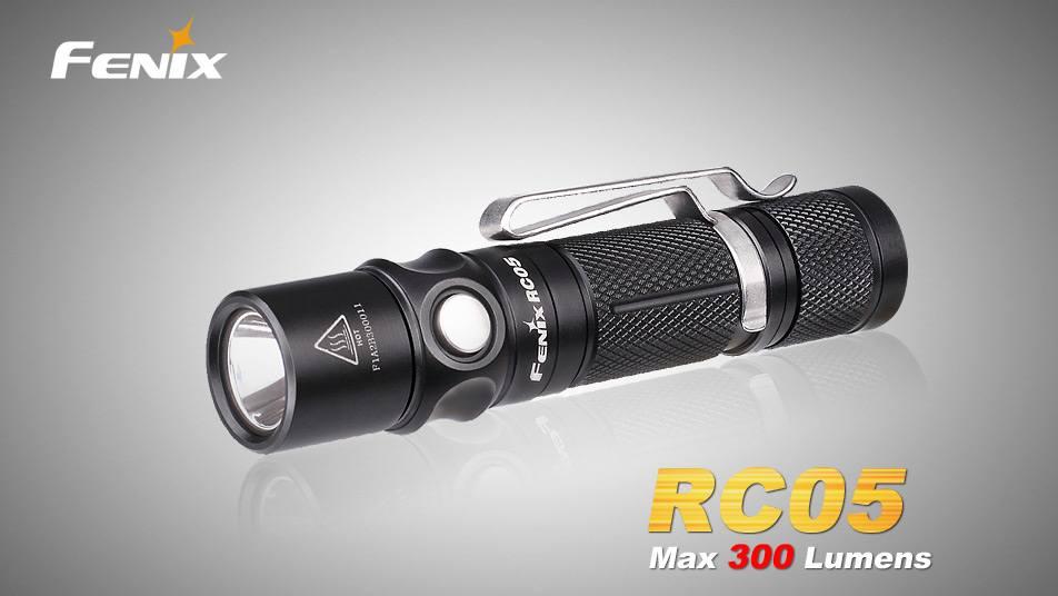 Svítilna Fenix RC05