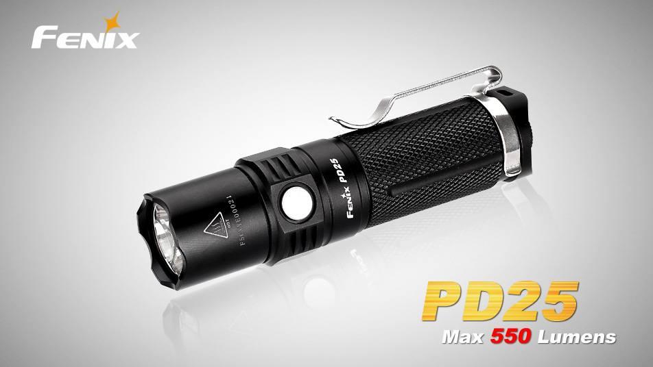 Svítilna Fenix PD25