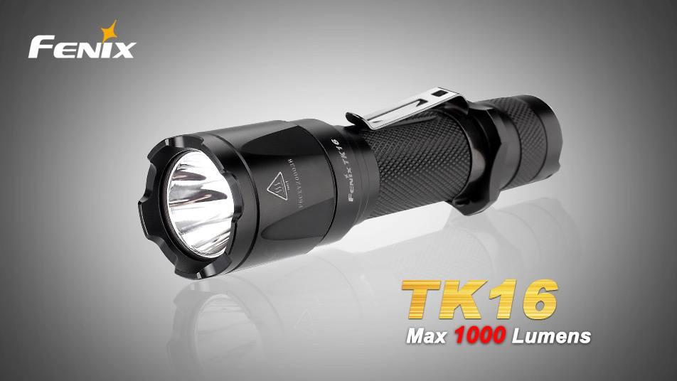 Svítilna Fenix TK16