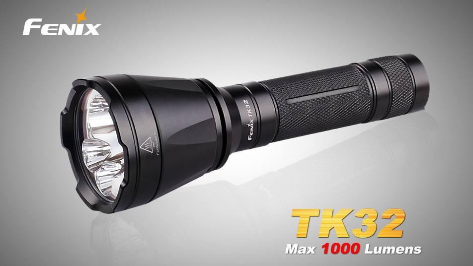 Svítilna Fenix TK32 XP-L