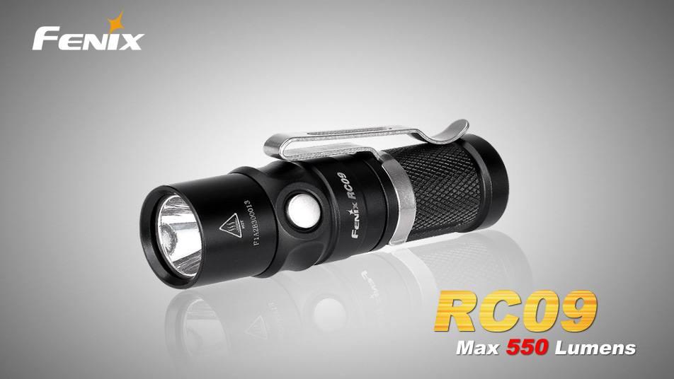 Svítilna Fenix RC09