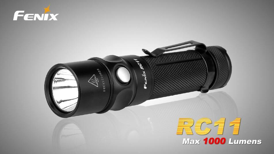 Svítilna Fenix RC11