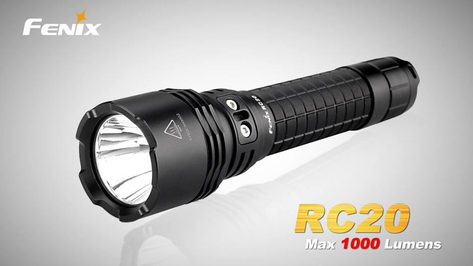 Svítilna Fenix RC20