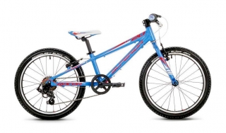 "Superior 2016 XC 20"" Racer - blue/red"