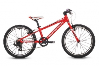 "Superior 2016 XC 20"" Racer - red/black"