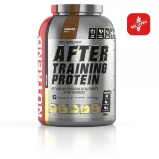 NUTREND AFTER TRAINING PROTEIN 2520G ČOKOLÁDA