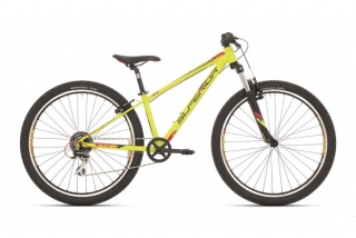 Superior Racer 27 Matte Radioactive Yellow/Black/Red 2018 vel.15""